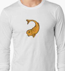 Koi Pond Pattern T-Shirt