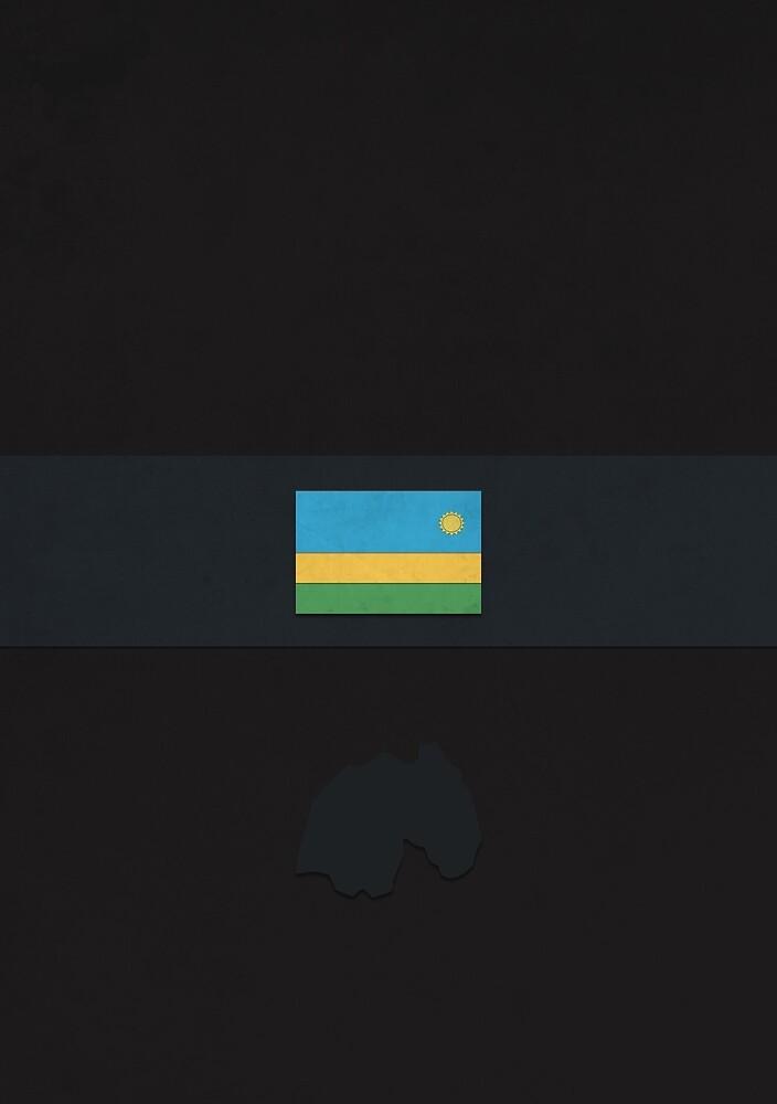 Rwanda by FlatFlags