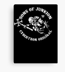 Sons Of Junkion Canvas Print