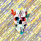 Abstract Skull by Ali Gulec
