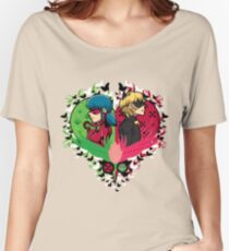 LadyLove Women's Relaxed Fit T-Shirt