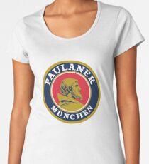 Paulaner - Munchen Women's Premium T-Shirt