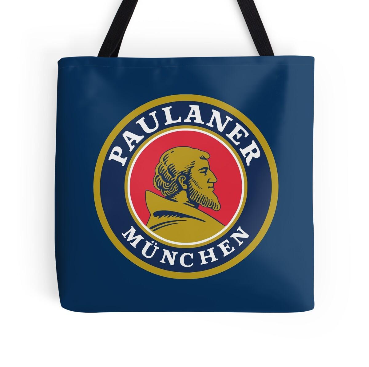 Design Len München paulaner munchen tote bags by balacos redbubble