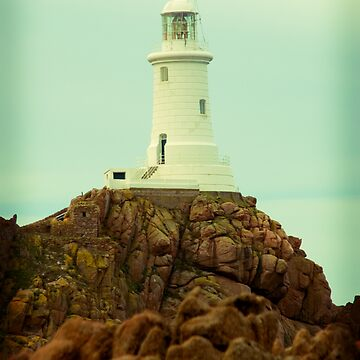 Jersey Lighthouse by MrConkers