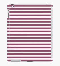 Rich Razzleberry - Horizontal Line iPad Case/Skin