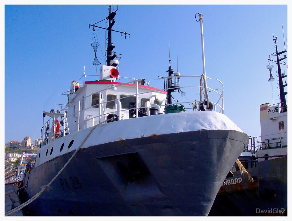 Ship by DavidGlez