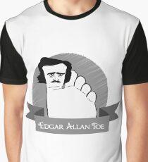 Edgar Allan Toe Camiseta gráfica