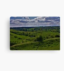 South Winchester Canvas Print