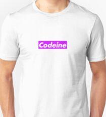 Codeine Supreme Unisex T-Shirt