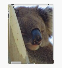 Sleeping Koala iPad Case/Skin