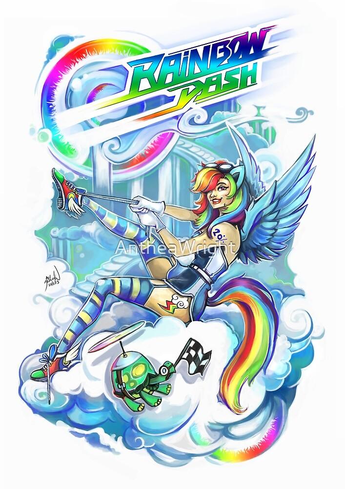 Dash Racer by AntheaWright