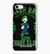 Mushroom Kingdom Fighter 2 iPhone Case/Skin