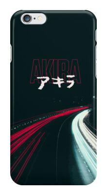 AKIRA BLACK ROAD