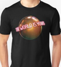 The World Is Yours (Scarface) Unisex T-Shirt