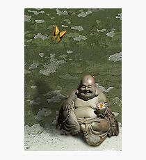 buddha peace Photographic Print