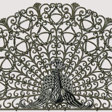 Iron Peacock by ColorCats