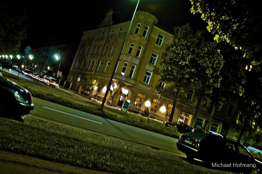 Night patrol 1 by Michael Hofmann
