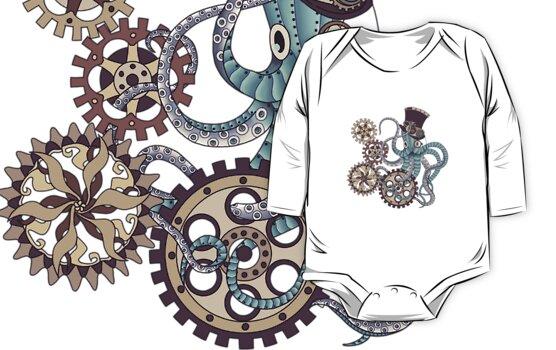 Mr. Octopus von paviash