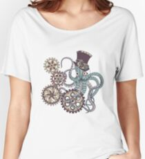 Mr. Octopus Women's Relaxed Fit T-Shirt