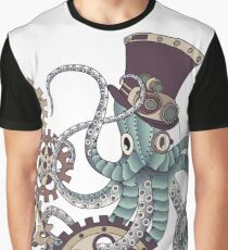 Mr. Octopus Graphic T-Shirt
