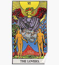 Die Liebhaber Poster