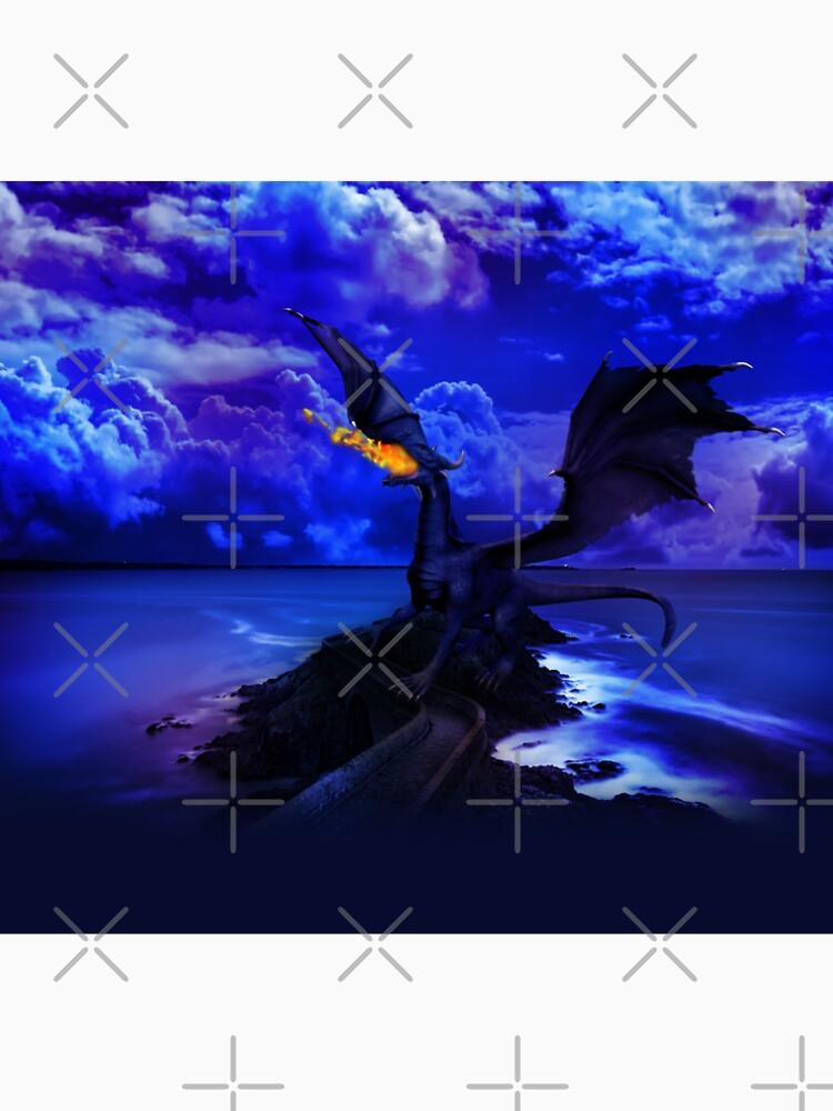 dragon by kathrynne
