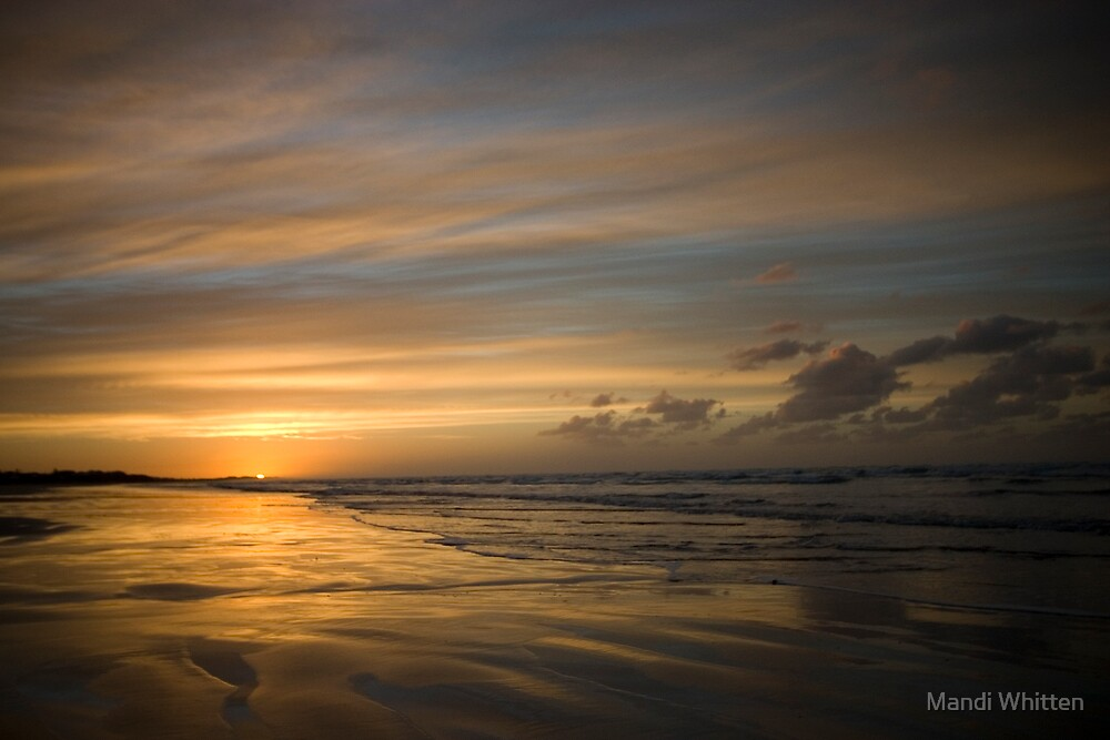 Sunrise Middleton SA 290208 by Mandi Whitten