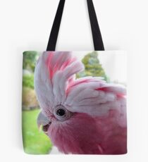 Yipeee! It's Going To Rain...Cockatoo - Rose Breasted/Galah - NZ Tote Bag