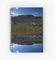 Dun  Aengus Fort, Inishmore, Aran Islands   Spiral Notebook