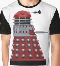 Dalek Grafik T-Shirt