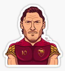 Emperor of Rome Sticker