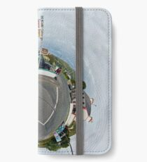 Glencolmcille - the man who missed the bus iPhone Wallet/Case/Skin