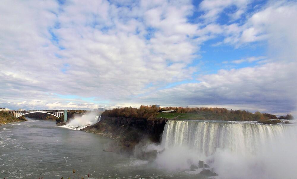 Niagara Falls by Elaine Stevenson