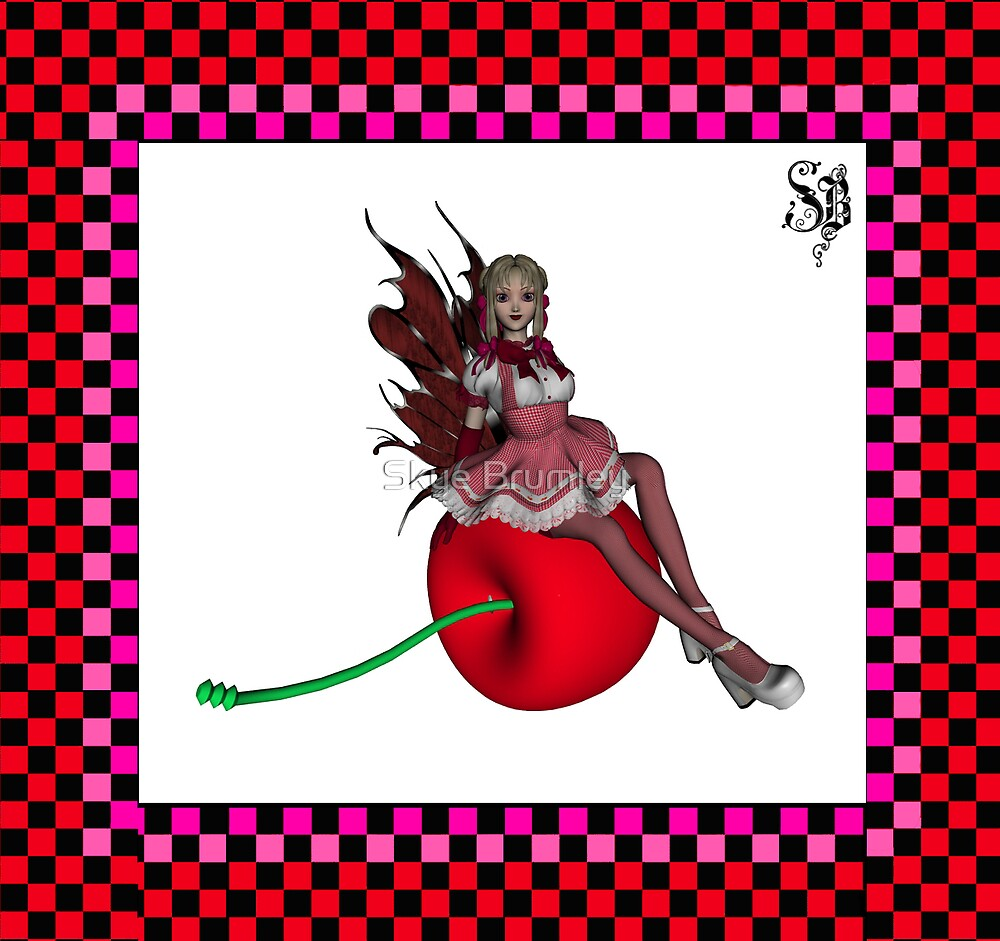 Cherry Fairy by Skye Brumley