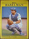 285 - Bill Haselman by Foob's Baseball Cards
