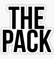 The Pack Sticker