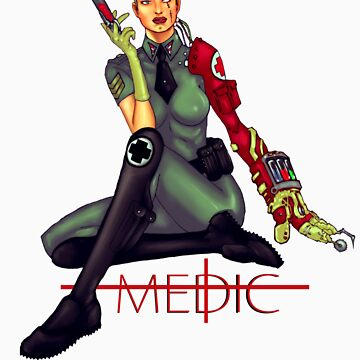 the medic by sithlordjax
