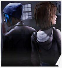Chloe & Max - Life is Strange Poster