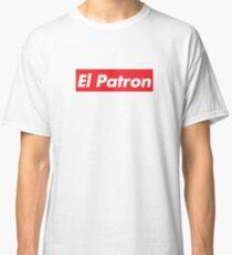 El Patron Supreme Classic T-Shirt