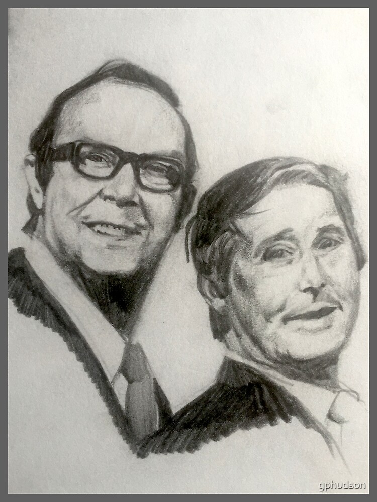 Morecambe and Wise by gphudson