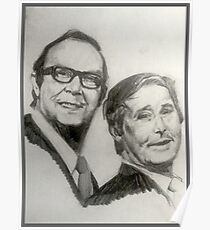 Morecambe and Wise Poster