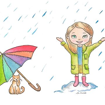 Dancing in the Rain by louendicott