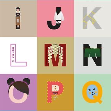 Helvetica meets 日本 by playstopreplay