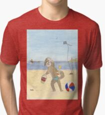 Seaside!!!! Tri-blend T-Shirt