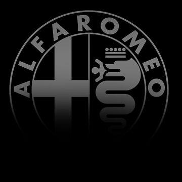 Alfa Romeo Tshirt by dispensasik