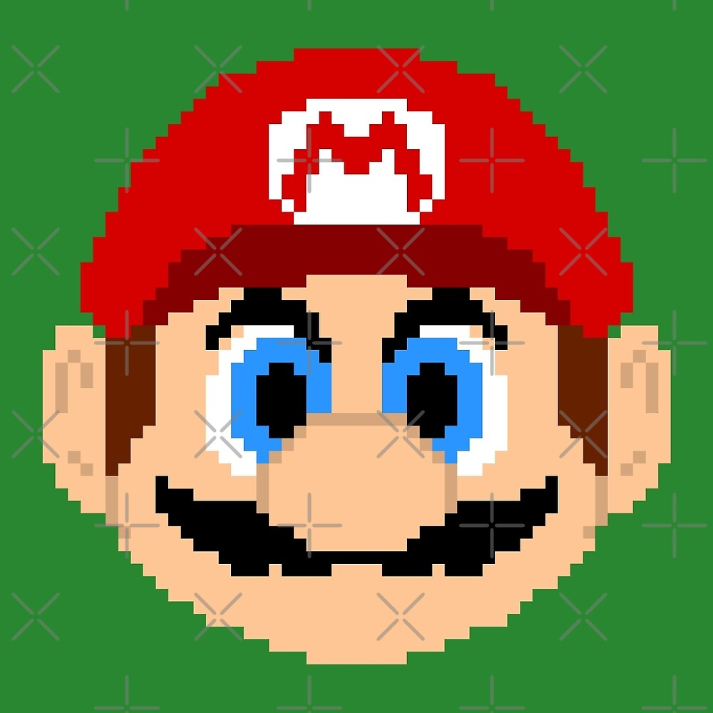 Legends of Gaming: Super Mario by CaptainDeadman