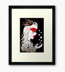 The Shamanic Control Framed Print