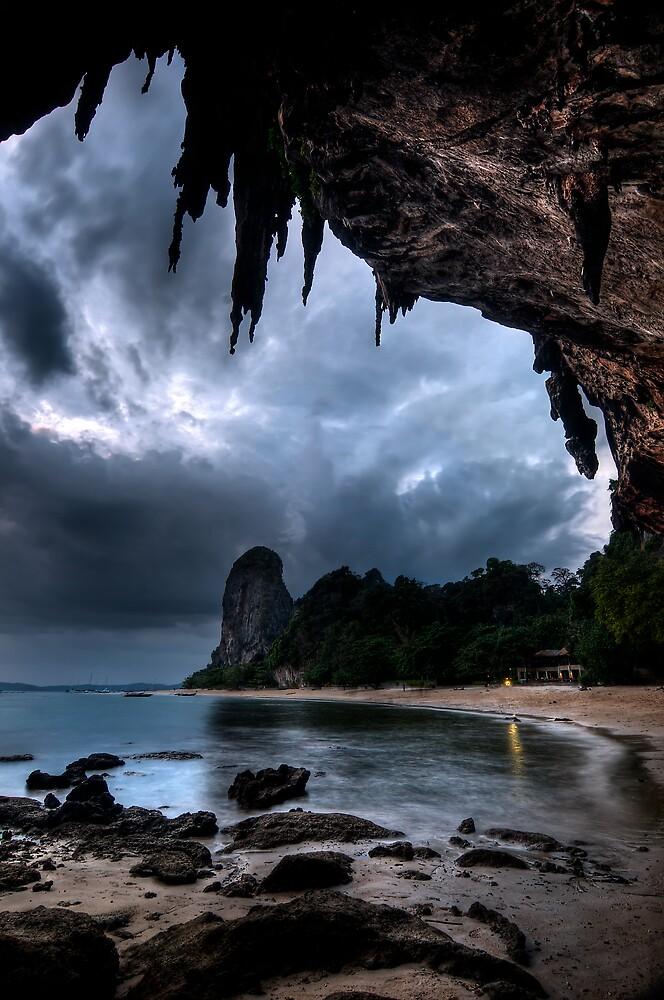 Early Monsoon Clouds by Robert Mullner