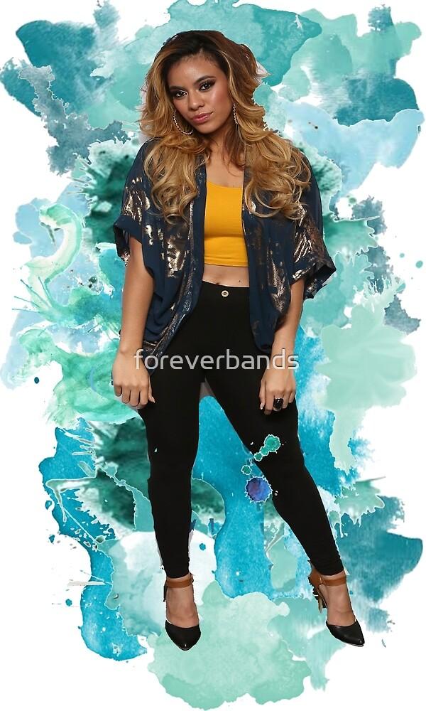 Dinah Jane Blue Splash!   by foreverbands