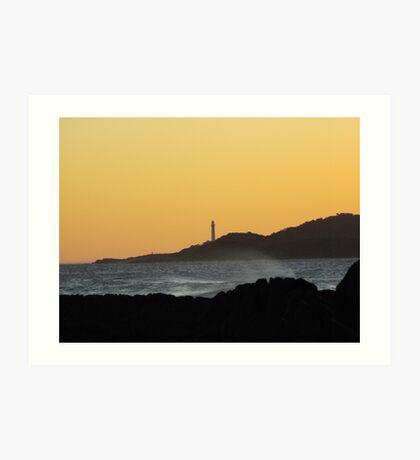 Point Hicks Lighthouse 08 Art Print